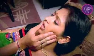 Indian hotwife seduced chap neighbor uncle in kitchen (low)
