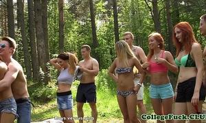 College orgyteens anal outdoor cumfest party